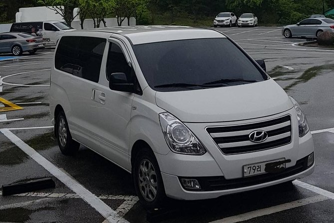 Private Transfer Airport : Incheon Airport to Seoul (up to 7 pax)