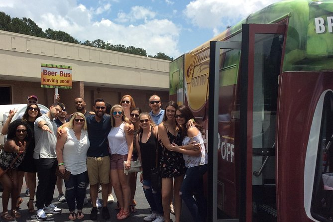 Atlanta Brewery Guided Tours