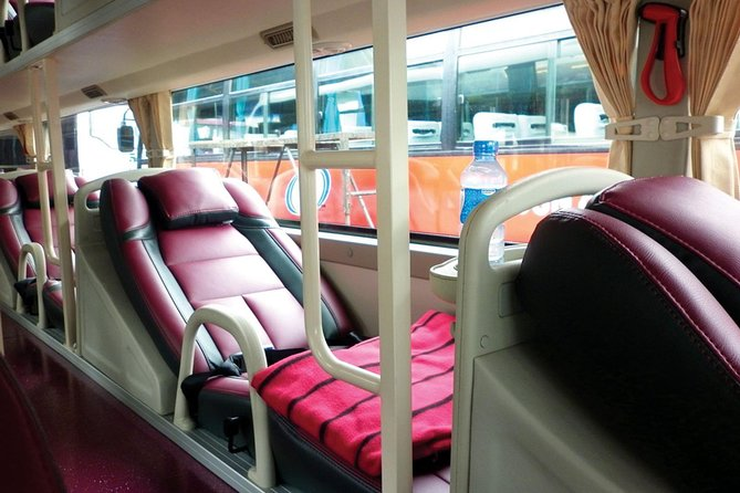 Nha Trang to Ho Chi Minh (Saigon) Local sleeping Bus