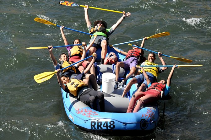 Paddles and Pints: Brewery Tour and Whitewater Rafting on the Wenatchee River