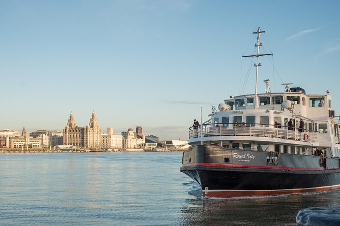 Liverpool: River Cruise and Hop-On Hop-Off Bus Tour