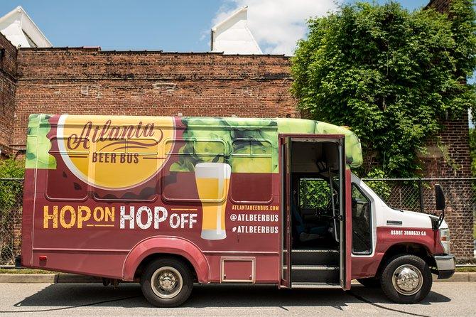 HOP-on, HOP-off Atlanta Brewery Shuttle