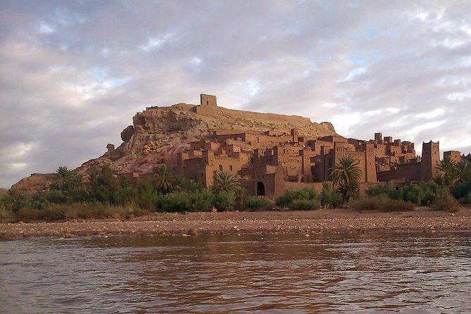 Day Tour Ouarzazate, Full Day Trip Atlras Mountains, Ait Ben Haddou Kasbah