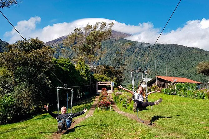 Baños Tour from Quito - 1 Day- Private Tour