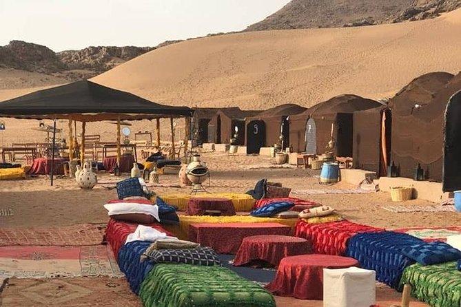 2 days desert tour from Marrakech Zagora