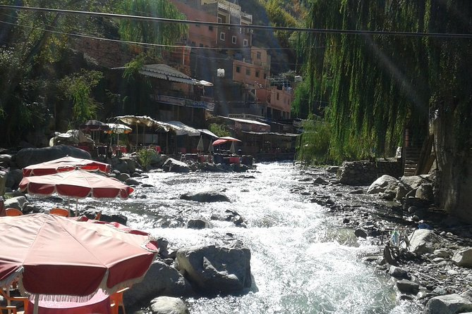 Full Day Trip, Atlas Mountains, Day Tour Ourika Valley, Berber Vellages