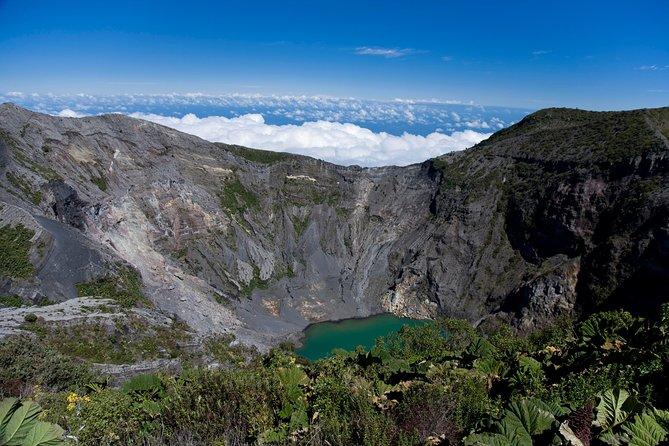 Day Trip to Irazú Volcano, Cartago City and Hacienda Orosi Hot Springs