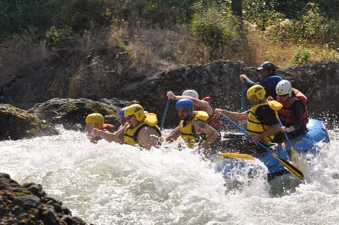 Tieton River Class 3 and 4 Whitewater - September only! photo 3