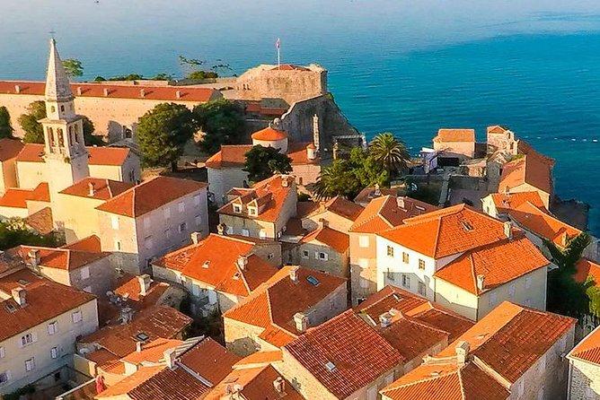 Montenegrin pearls: Budva and Kotor
