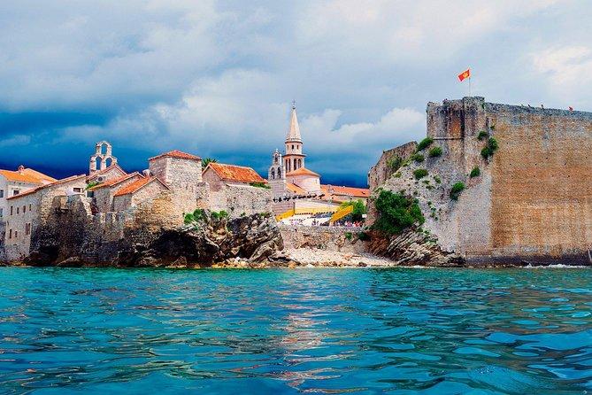 Historical Kotor and Seaside Resort of Budva