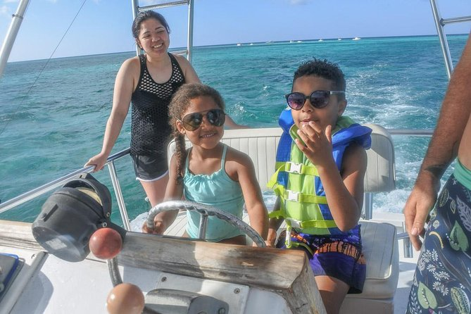 Private Boat Charter, Stingray City, Starfish Point, Coral Gardens & Much More photo 6