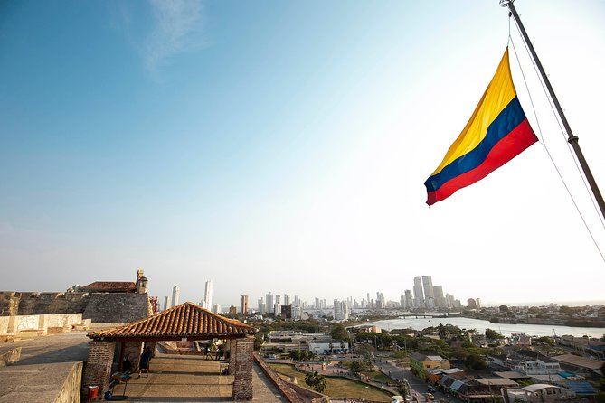 Private Cartagena Tour: Convento de la Popa and San Felipe de Barajas Castle
