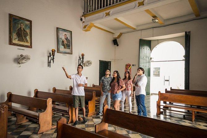 Cartagena private city tour & Popa Convent