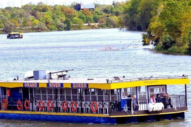 Grand River Sunset Dinner Cruise and Royal Botanical Gardens Spring Tour 22 JUNE