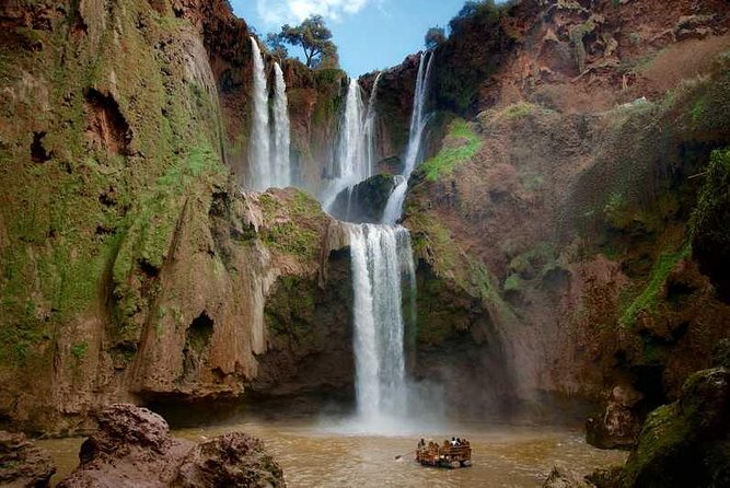 Day Trip to Ouzoud Waterfalls from Marrakech photo 10
