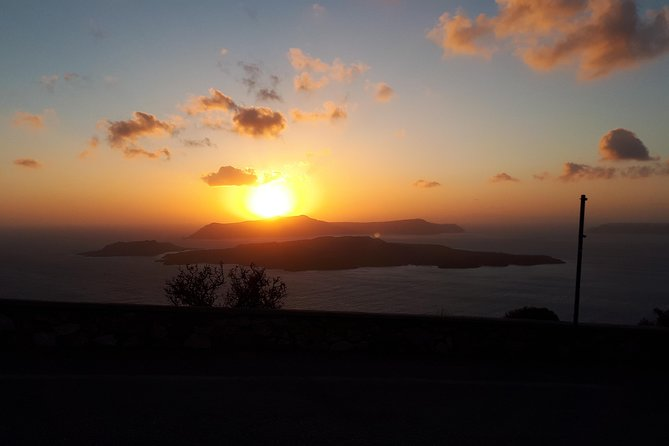 Unique Sunset Tour Santorini