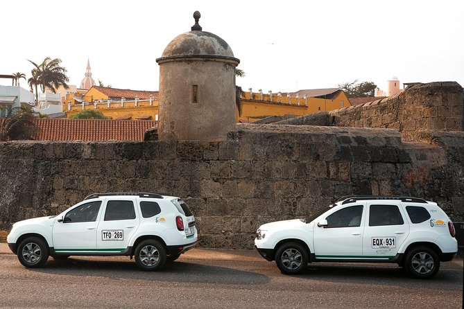 Private Transfer From Cartagena Airport to Hotel in the City
