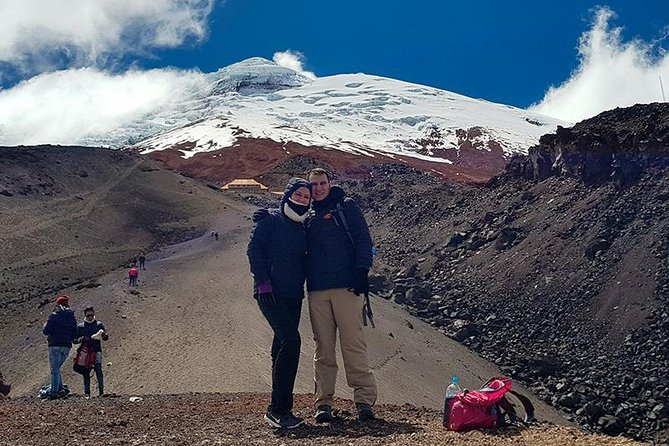 Cotopaxi Volcano - 1 Day