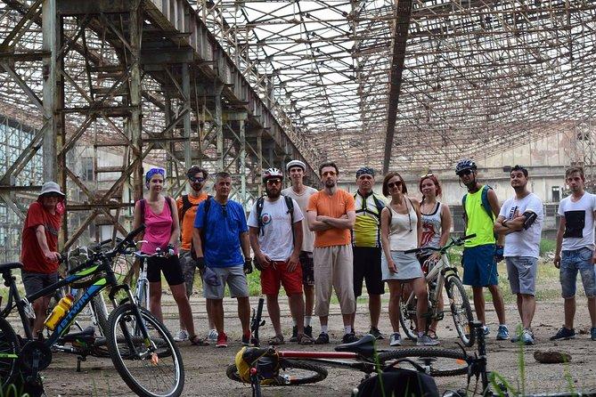 Lost Bucharest Bike Tour
