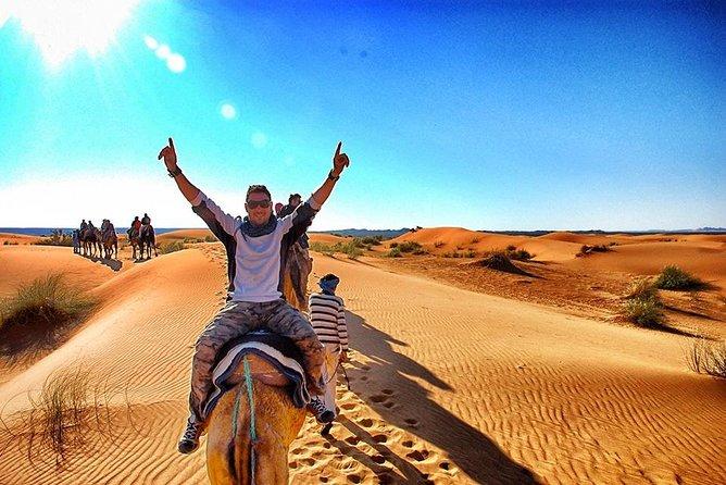 2 Jours Tour de Fes Vers Marrakech Via Merzouga Desert