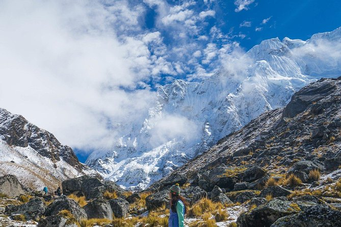 Salkantay Trek to Machu Picchu(Return by Train)