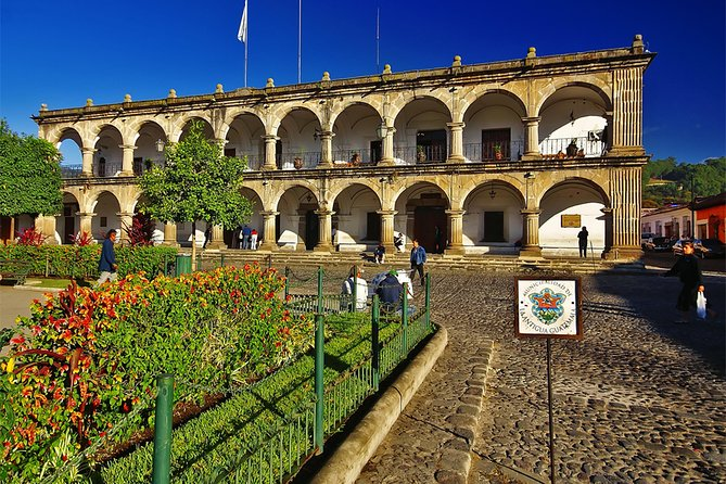 Antigua Guatemala Full Day Tour