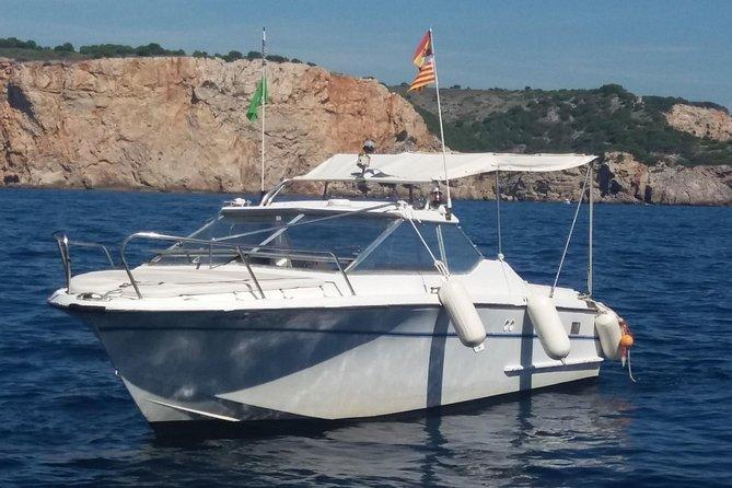 Private boat trip from Salerno to Capri