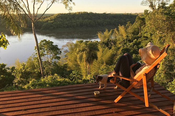Estancia La Lorenza in Iguazu: Kayak Experience