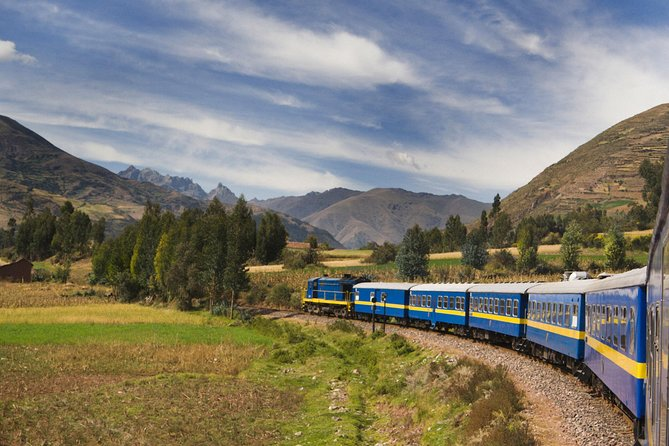 Machu Picchu By Train (Day Trip)