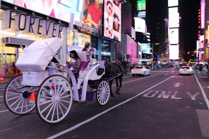 Central Park, Rockefeller & Times Square Horse Carriage Ride photo 11