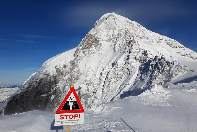 Jungfraujoch Top of Europe Small Group Tour from Interlaken