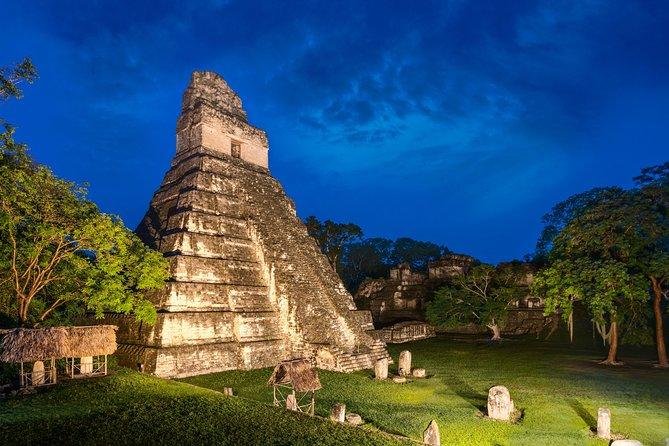 Tikal One Day