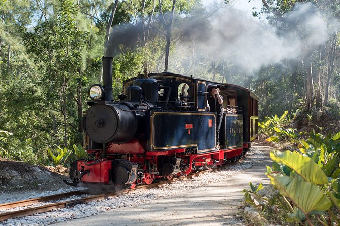 St.Nicholas Abbey Heritage Railway