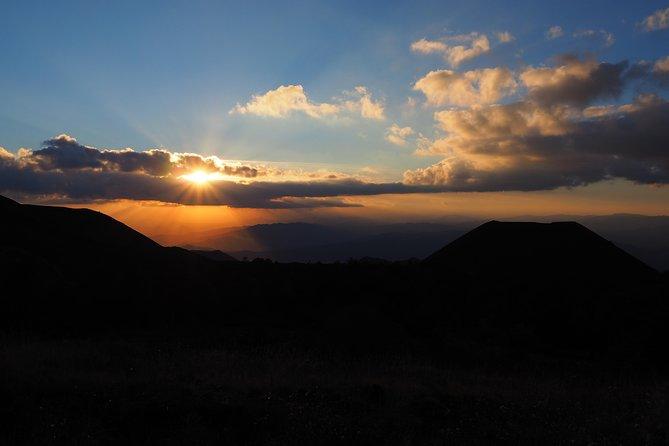 Etna at sunset - Jeep tour