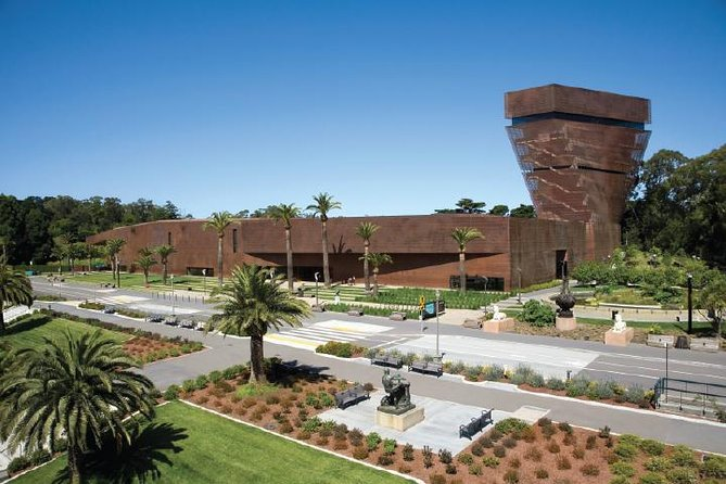 Museum Hop (inkl. 1-dagars Hop-On Hop-Off Tour + SF MOMA + DeYoung Museum)