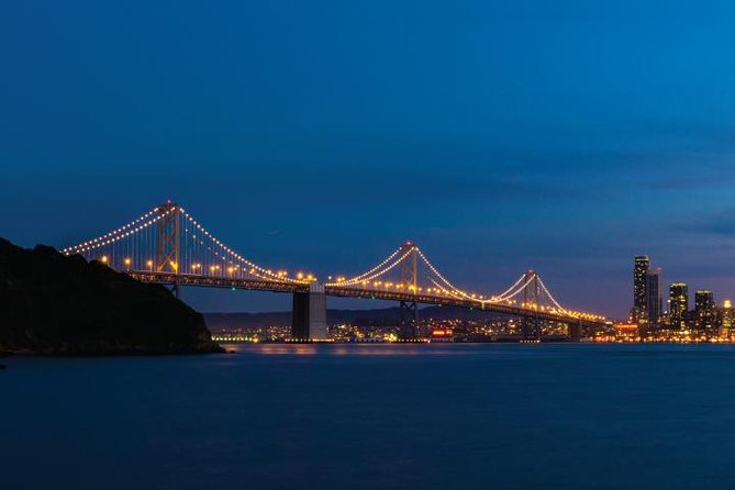 San Francisco Night Tour by Bus