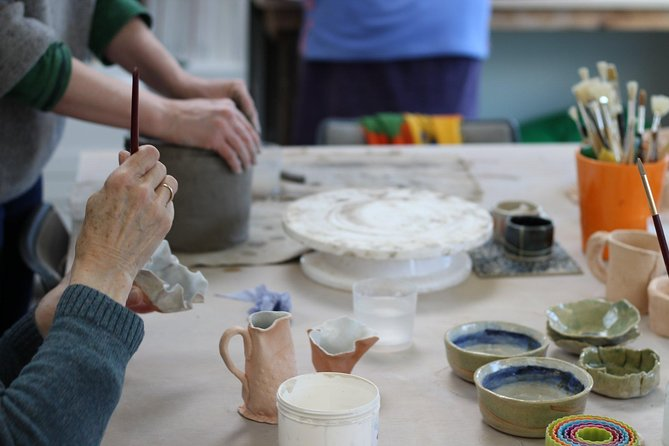 Weekly Pottery Class in Wareham, Dorset (other classes available)