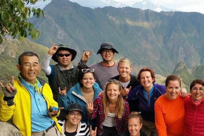 Inca Trail 4 Day Tour to Machu Picchu