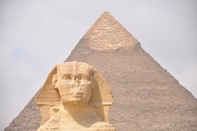 Private Half-Day Tour to Giza Pyramids & The Great Sphinx
