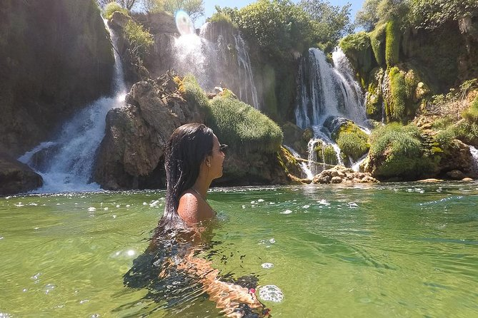 The Shrines, Wines and Waterfall Tour