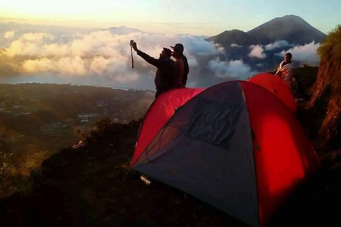 Mt Batur Camping (sunset & sunrise)
