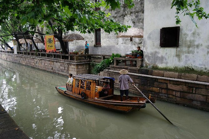 Private Tour to Suzhou by Bullet Train, pickup from your hotel(Residence)