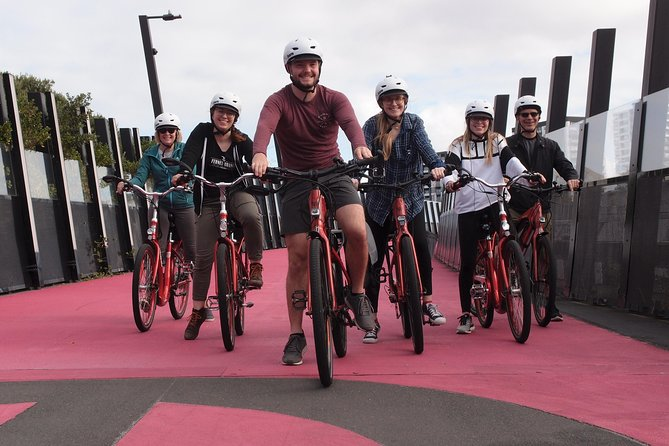The Intro: Electric Bike Tour - a fascinating and fun introduction to Auckland!