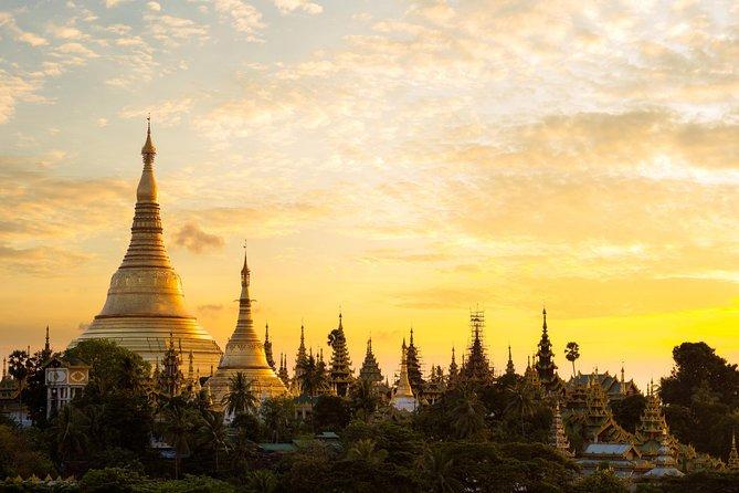 Spiritual Shwedagon Pagoda for Families