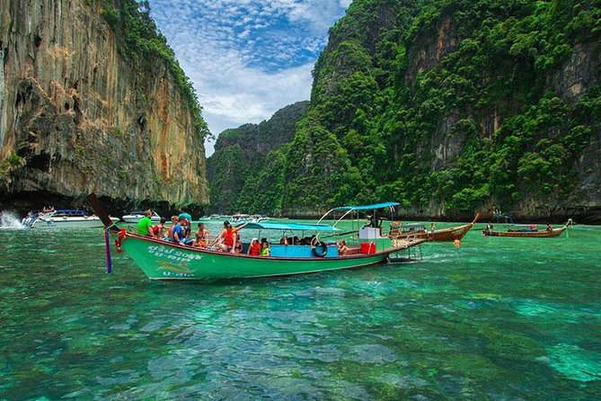Phi Phi Island Full Day Tour From Phi Phi by Longtail Boat