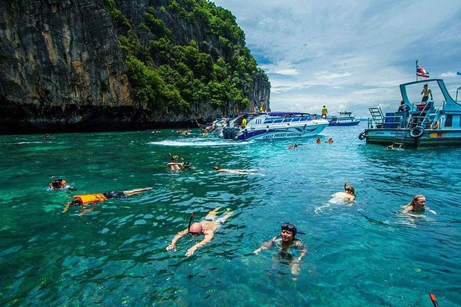 Power Of Paradise Phi Phi Islands One Day Trip From Krabi photo 11