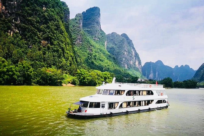 2-Day Private Guilin Highlight Tour including Li River Cruise and Longji Rice Terraces