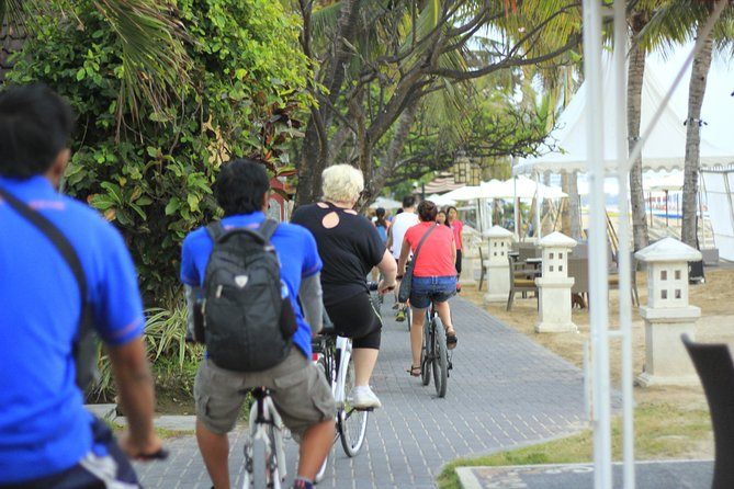 Sanur Sunrise Cycling Shared Tour
