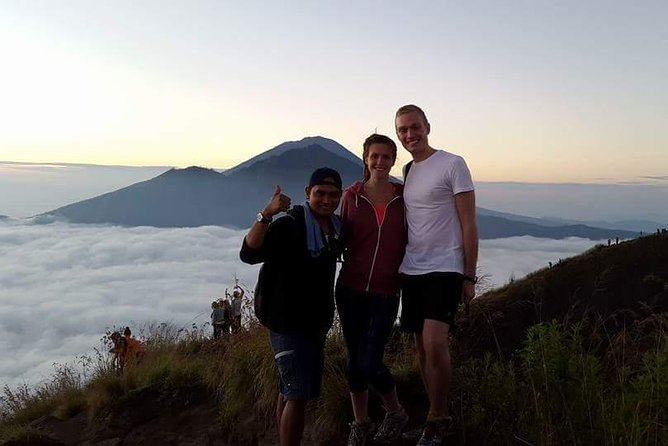 Mt Batur Sunrise Trekking & Natural Hot Springs