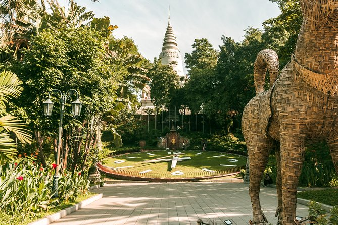 Full Day Phnom Penh City Tour (Include Lunch)